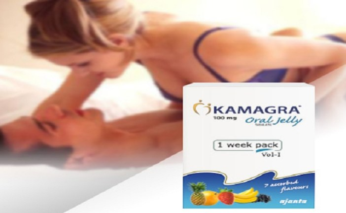 Kamagra Oral Jellies – Improved Version of Liquid Generic Viagra!